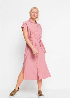 Rochie-cămaşă oliv O piesă ideală pentru • 149.9 lei • bonprix Lei, Bikini, Costume, Shirt Dress, Shirts, Dresses, Women, Fashion, Bikini Swimsuit