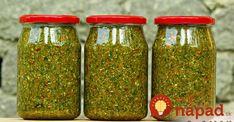Různé Archives - Page 8 of 27 - Báječná vařečka Stuffed Sweet Peppers, Korn, Fun Desserts, Food Inspiration, Sprouts, Pickles, Salsa, Mason Jars, Vitamins