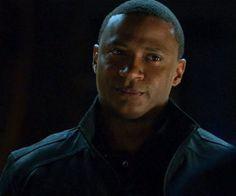 David Ramsey as John Diggle in Arrow Season 2, Episode 6 - Keep Your Enemies Closer