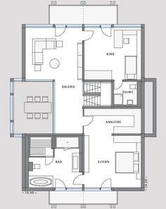 HUF Haus ART 4- Großzügiges Raumprogramm und viel Liebe zum Detail - HUF HAUS This what I want