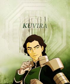 Book 4 - Balance: Kuvira. I have been so excited about this character since her brief appearance in the Book 3 finale!
