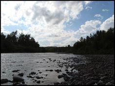 #river #sky