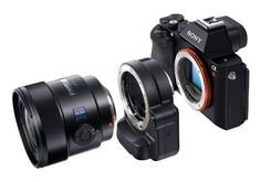 Sony LA-EA4 A-Mount to E-Mount FF Lens Adapter with TMT $348.00