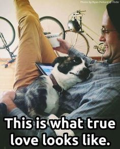 Just look at that adoring face! #truelove #doglovers Hope you're doing well.From…