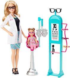 Barbie Careers Eye Doctor Doll and Playset Barbie http://www.amazon.com/dp/B00R8ZUXTI/ref=cm_sw_r_pi_dp_qGeRvb0PB1CNS