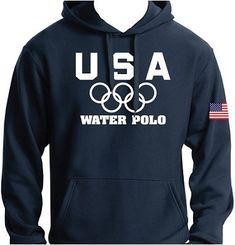 USA Olympic Water Polo team sweatshirt