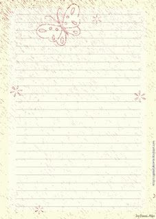 Letter and Envelope papers - Paper Letter and Envelope - Letter Paper and Envelope printing: Flowers - Floral with envelopes Stationary Printable, Printable Lined Paper, Writing Notepad, Writing Paper, Letter Writing, Stationery Paper, Stationery Design, Envelope Lettering, Envelope Printing