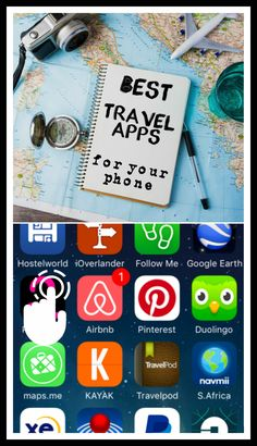 Ultimate travel Apps for your phone, complete guide