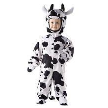 cow halloween costume toddler size medium 18 - Halloween Costume Cow