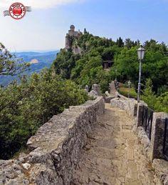 San Marino - Camino a Rocca Cesta