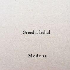#poetry #quotes #poem #medusawords #quote #greed #politics