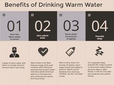 Ancient #Health Secrets Revealed! Drinking Benefits of #WarmWater