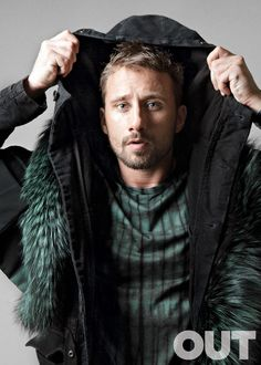 Matthias Schoenaerts, Belgium's Hot New Import, Is Out's Face of Fall | Out Magazine