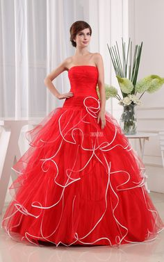 563b72e4edf87 Fabulous A-Line Ball Gown Sweet 16 Dress With Ruched Top and Ruffles. #