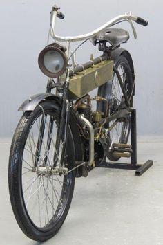 FN 1912 285 légère 285cc