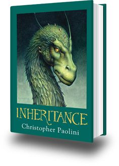 Just finished up book 3 in the Inheritance Cycle.  Can't wait to read book 4!