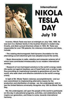 Thank you Nikola Tesla ❤️ Nikola Tesla Quotes, Thomas Alva Edison, Nicola Tesla, Tesla Coil, E Mc2, Quantum Physics, History Facts, Albert Einstein, Good People