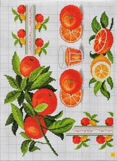 Brilliant Cross Stitch Embroidery Tips Ideas. Mesmerizing Cross Stitch Embroidery Tips Ideas. Cross Stitch Boarders, Cross Stitch Fruit, Cross Stitch Kitchen, Mini Cross Stitch, Cross Stitch Flowers, Cross Stitch Charts, Cross Stitch Designs, Cross Stitching, Cross Stitch Embroidery