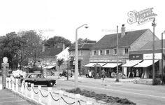 An Old Photo of Warlingham near Croydon Surrey England
