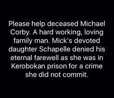Jools Magools @joolsmagools   https://www.change.org/p/australian-crime-writers-association-michael-robotham-president-eamonn-duff-give-ned-kelly-back?recruiter=60864659&utm_source=share_petition&utm_medium=twitter&utm_campaign=share_twitter_responsive …     Pl sign 4 deceased, defamed, devoted dad Mick Corby.   #ACWA #Schapelle