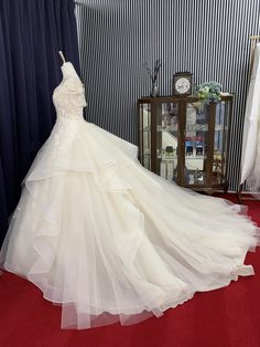 Tea Length Wedding Dress, One Shoulder Wedding Dress, Formal Dresses, Wedding Dresses, Ball Gowns, Girly, Cats, Collection, Fashion