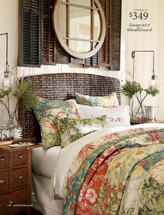 Color Outside the Lines: TUESDAY: Inspiring Spaces by Pottery Barn?