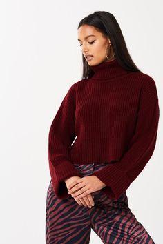 De 70+ beste ideene om Gina Tricot | tricot, genser med hals