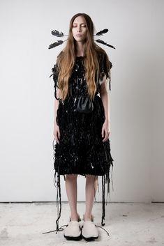 james hock Fashion Show, Creatures, Black, Dresses, Vestidos, Black People, The Dress, Dress, Gowns