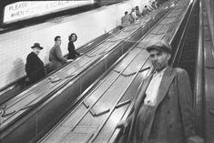 La Metro di New York nel 1946 fotografata da Stanley Kubrick 07
