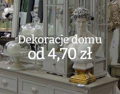 Dekoracje do domu i meble prowansalskie w sklepie Birdsoflove.pl Shop Interiors, Shops, Polish, Home Decor, Tents, Vitreous Enamel, Decoration Home, Room Decor, Retail