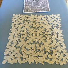 Advanced embroidery designs cutwork christmas tree for Glass cut work designs
