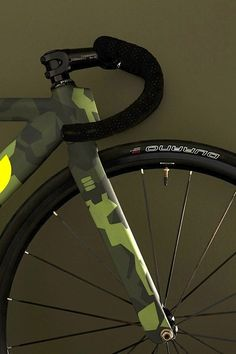 Tech Camo Bike