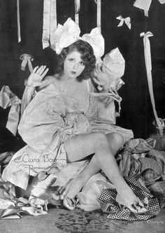 CLARA BOW - (CINEARTE, August 21, 1929, Rio de Janeiro, Brazil)