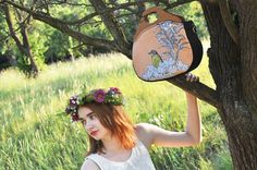 #KikiBike, #pic from collection Fairytale nature...Edithka llike a #flowermuse