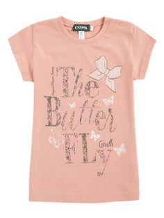 Ropa Niña - Camiseta the butterfly - camisetas - GTT210 - Canada House