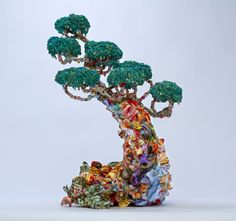 Bonsai Couture by Guerra de la Paz