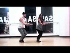 YOU DA ONE - Rihanna Dance Choreography » Matt Steffanina & Dana Alexa H...