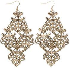 Bijou Brigitte  Orecchini a pendente - chandelier ornamento