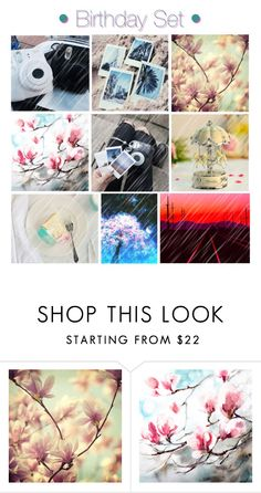 """""""♠️• Its my Birthday bitches! • ♠️"""" by americaneagle3297 ❤ liked on Polyvore featuring Polaroid"""