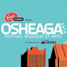 Osheaga 2014 - Festival Musique et Arts