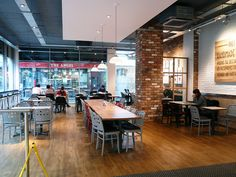 Pret A Manger @ City Road, Old Street by everydaylife.style, via Flickr