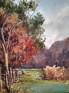 Brienne Brown - Portfolio of Works: Landscapes