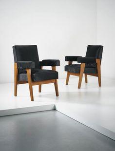 Le Corbusier and Pierre Jeanneret