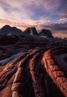 End of Days by Kyraly arizona blue orange rock sandstone southwest sunset white pocket End of Days Kyraly Landscape Photography, Nature Photography, Us West Coast, Yuma Arizona, End Of Days, Amazing Nature, Beautiful Landscapes, Land Scape, Beautiful World