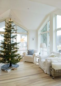Christmas. I want this house!!!