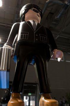 gamescom 2010 - Playmobil Agent