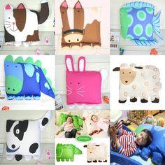 Baby Kids Cute Toddler Cartoon Animal Pillowcase Standard Sham Pillow Cushion **************************************** ציפית כרית נעימה וייחודית לילדים בצורת חיות מתוקות רק 41 שקלים כולל משלוח חינם לארץ!
