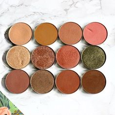 makeup is an art — theblushinggiraffe: My makeup geek shadow pick...
