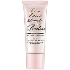$30 Best Rated Face Primer!!! Amazing reviews! Too Faced - Primed & Poreless Skin Smoothing Face Primer. I MUST HAVE THIS!!!