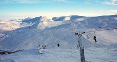 Glenshee Ski Area - 2 hours from Edinburgh